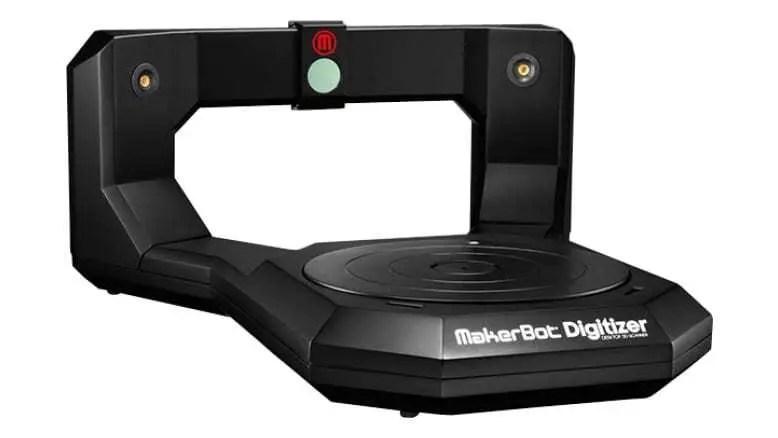 Scanner 3D MakerBot Digitizer