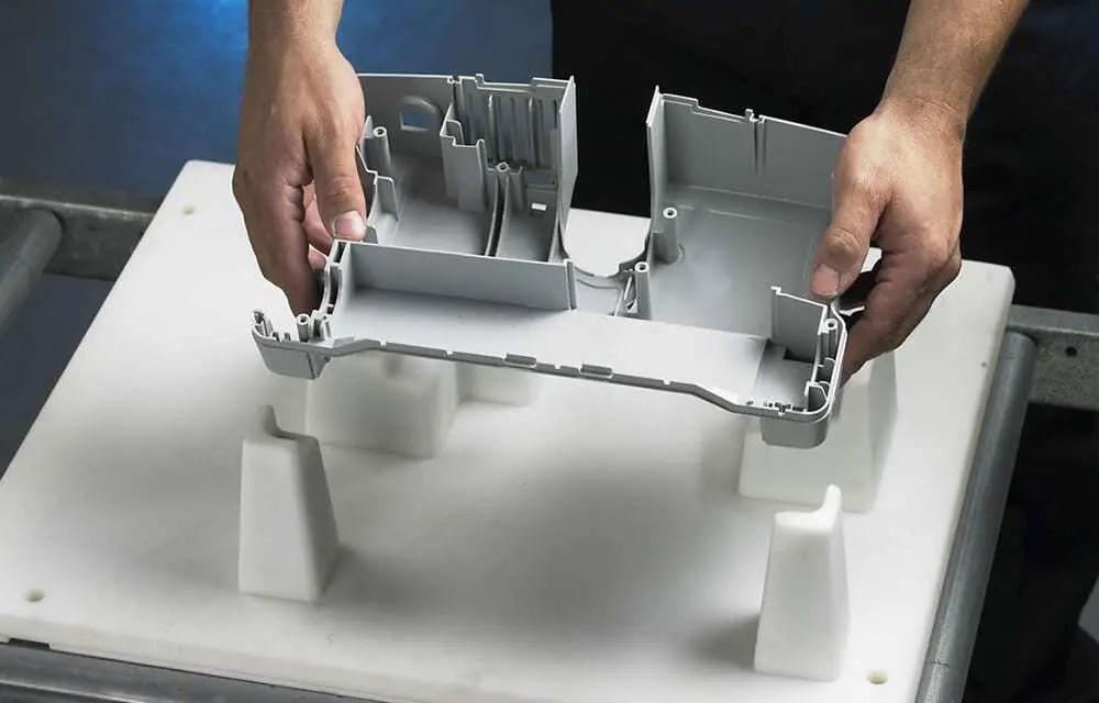 Serviços de Impressão 3D - Dispositivo de montagem - material de impressão PC