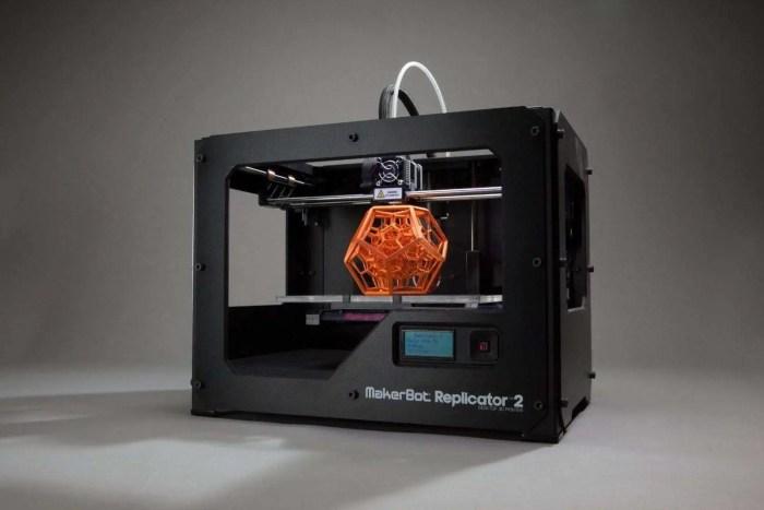 Serviços de Impressão 3D - MakerBot