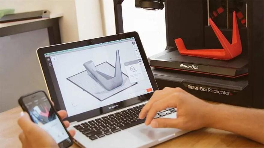 Os novos aplicativos da MakerBot | LWT Sistemas