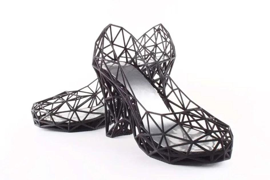 Influência da Impressora 3D no mundo da Moda.