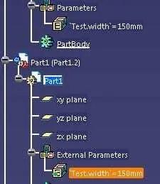 Dica Catia V5 - Parâmetros e metodologia 2
