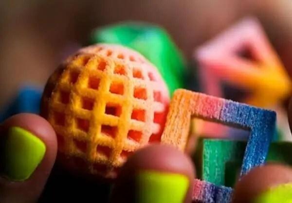 Acabamentos e Pintura de Peças Impressas em 3D