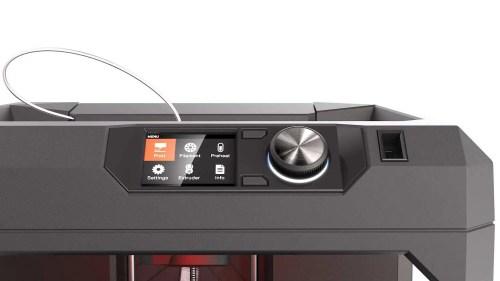 Impressora 3D MakerBot Replicator+ 3