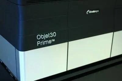 Impressora 3D Stratasys Objet30 Prime | Polyjet