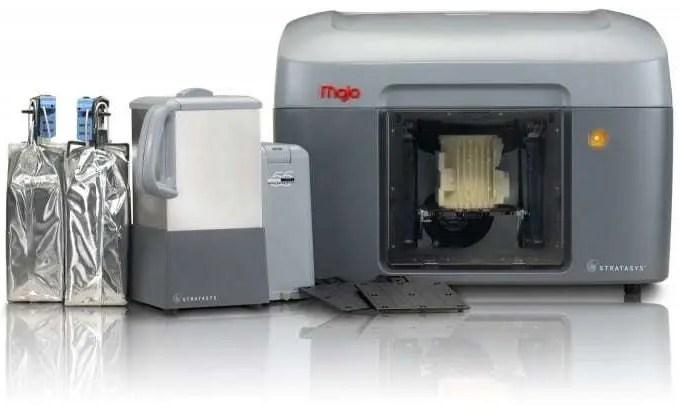 Impressora 3D da marca Mojo. Confira aqui como as impressoras 3D poderão mudar a forma de consumo.