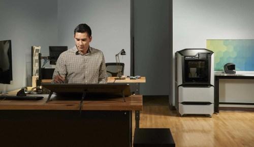 Impressoras 3D Stratasys Serie F123 - F170, F270 e F370   FDM 2