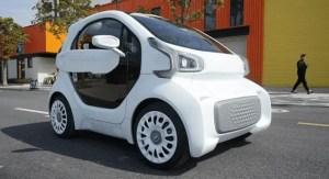 Carro impresso em 3D | conheça o LSEV que chegará ao mercado em 2019