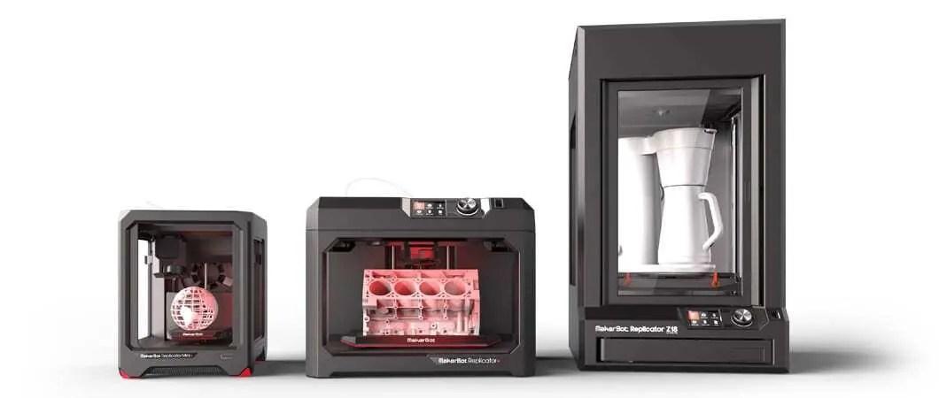 MakerBot lança novas soluções em impressão 3D para profissionais e educadores 2