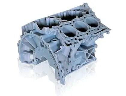 Material de impressão Rígido Opaco | Consumível Polyjet Stratasys