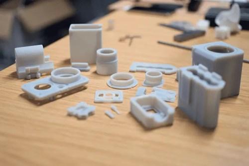 Material de impressão Rígido Opaco   Consumível Polyjet Stratasys 2