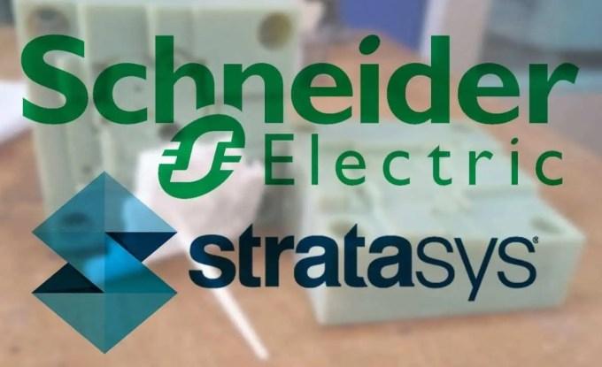 A fábrica do futuro da Schneider Electric com soluções Stratasys
