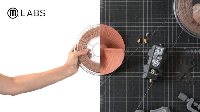 Conheça o novo MakerBot Labs Experimental Extruder 1