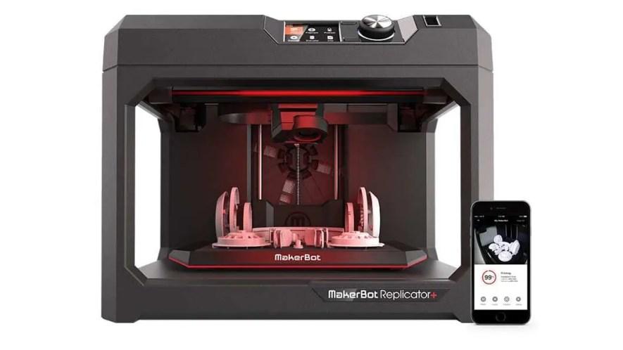 MakerBot lança novas soluções em impressão 3D para profissionais e educadores 4