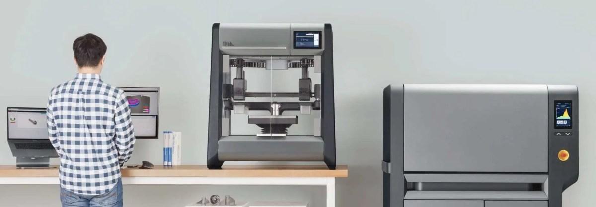 Stratasys e Desktop Metal juntas na manufatura aditiva de metais