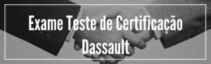 Como obter um simulado de certificação CATIA - Dassault Systèmes