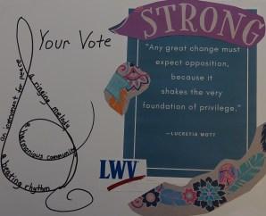 Celebrating LWV's 100 Years