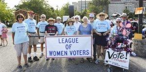 informed voters LWV Klamath County