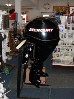 25 HP Mercury Outboard Parts