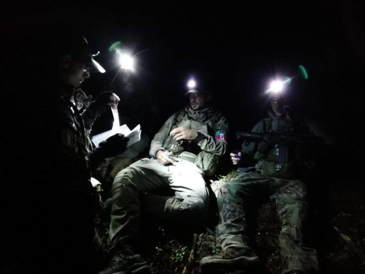 PLR Operazione Notturna Lycan
