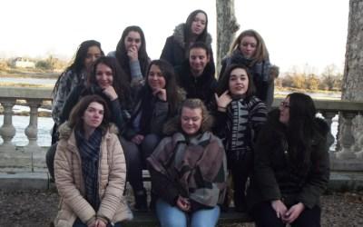 09-12-2016 : Ecoliers et lycéens au Foyer des Belettes