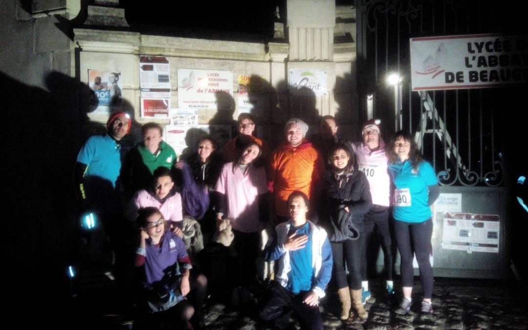 03-12-2016 : Elèves et profs engagés sur LA SARABANDE