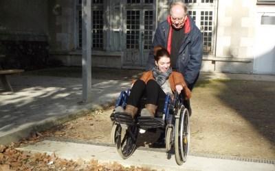 16-03-2017 – Les élèves de 1ère ASSP face au handicap !