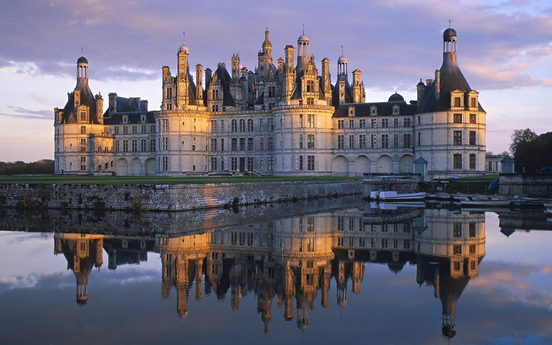 01-06-2017 Visite du château de Chambord