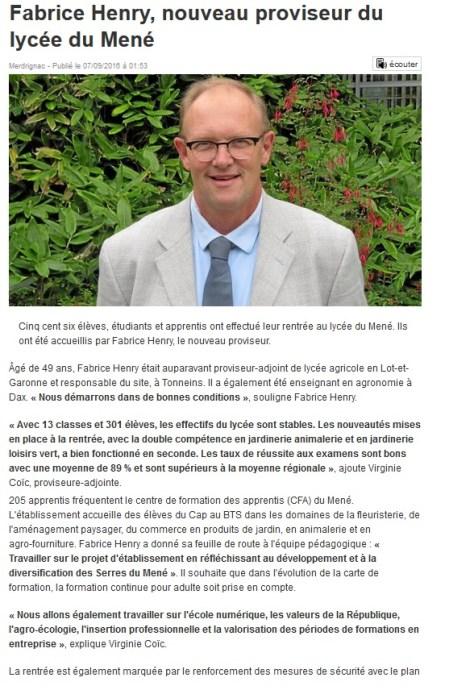 article-proviseur
