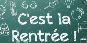 Read more about the article PLANNING DE RENTREE SCOLAIRE 2021/2022