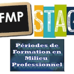 Calendrier des Périodes de Formation en Milieu Professionnel (PFMP) 2021-2022 !