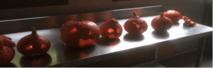 Read more about the article Halloween pour la classe de seconde CAP cuisine en apprentissage !