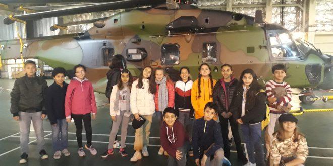 Visite porte hélicoptère Dixmude (L9015)