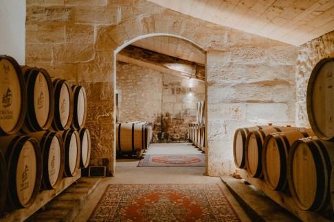 Chais viticole