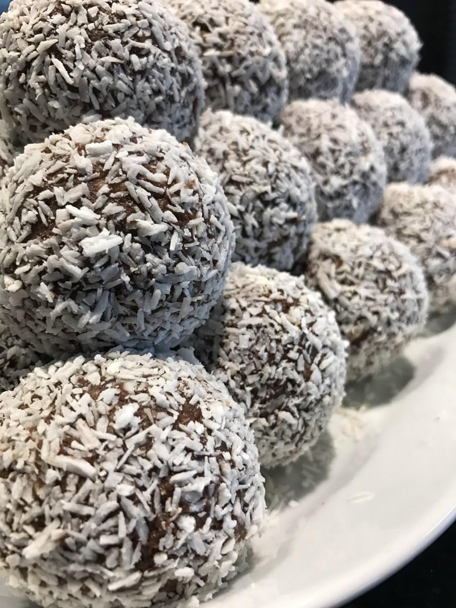 Ljuvliga Chokladbollar - precis som på Konditori!