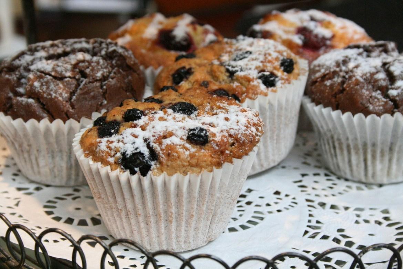 saftiga muffins
