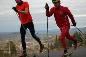 Viktor och Björn Sollefteå