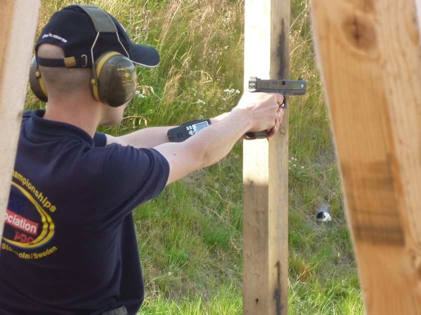 pistolskytte lycksele