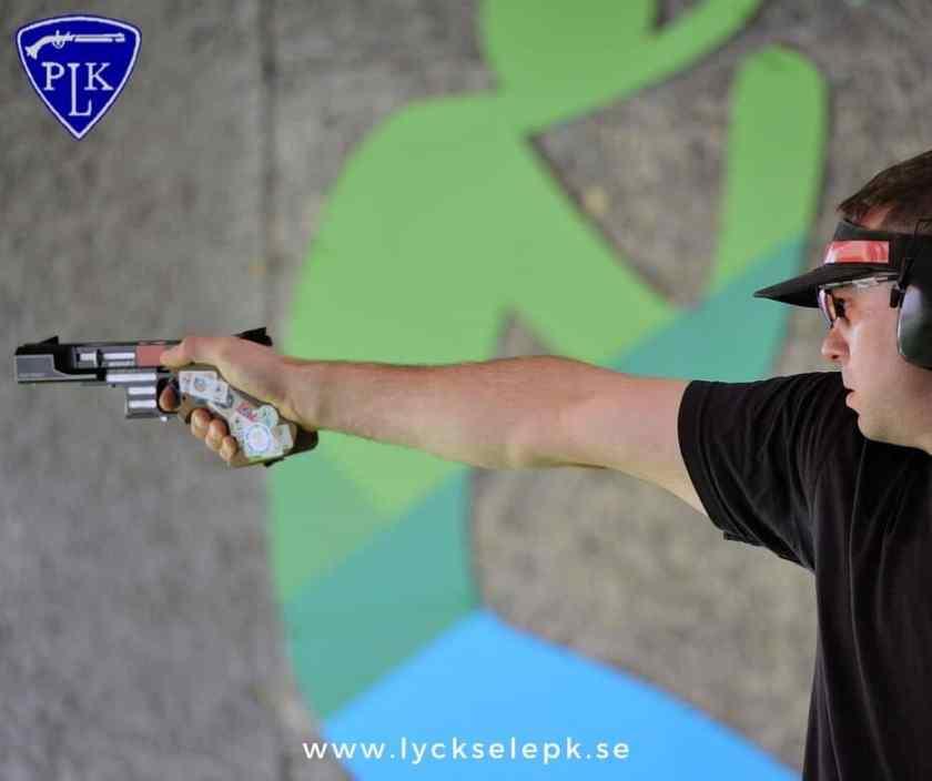 nybörjarkurs pistolskytte
