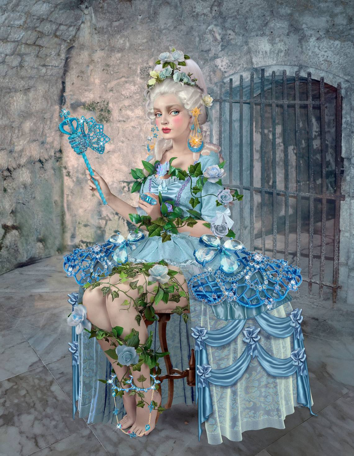 Image result for lydia courteille marie antoinette