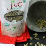 Jiva Organic Cardamom #Review ~ Lydia's Flexitarian Kitchen