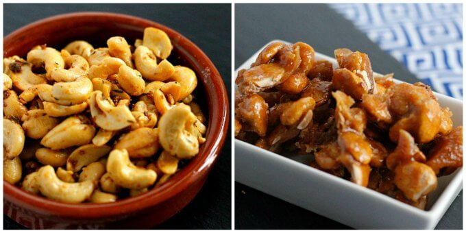 Two Nut Recipes Perfect for Parties or Gifts ~ Lydia's Flexitarian Kitchen