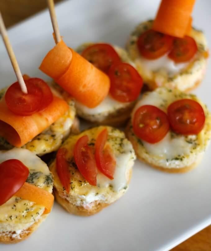 Salmon Quiche Two Ways ~ Lydia's Flexitarian Kitchen