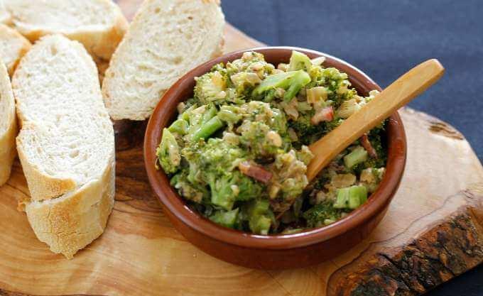Broccoli Bacon Dip