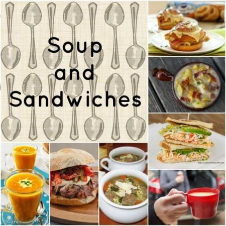 Soup and Sandwich Round Up