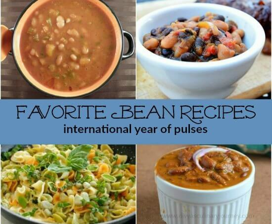 Favorite Bean Recipes