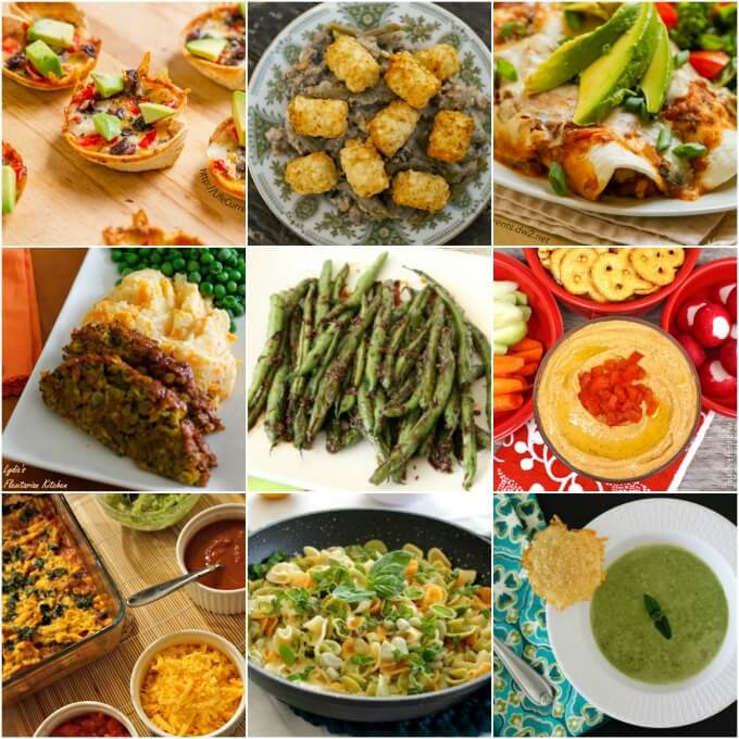 18 Recipes for Beans, Peas and Lentils ~ International Year of Pulses ~ Lydia's Flexitarian Kitchen & Friends