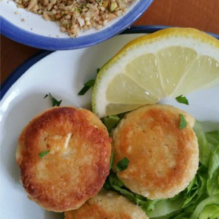 Egyptian style feta cheese balls lydias flexitarian kitchen egyptian style feta cheese balls forumfinder