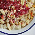Heidi Swanson's Black Pepper Cauliflower Salad ~ Perfect for a Buffet! ~ Lydia's Flexitarian Kitchen