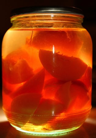 Kompot A Fruit Punch from Eastern Europe ~ Lydia's Flexitarian Kitchen